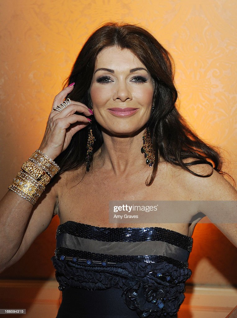 Lisa Vanderpump attends the CARRY Foundation's 7th Annual 'Shall We Dance' Gala at The Beverly Hilton Hotel on May 11, 2013 in Beverly Hills, California.