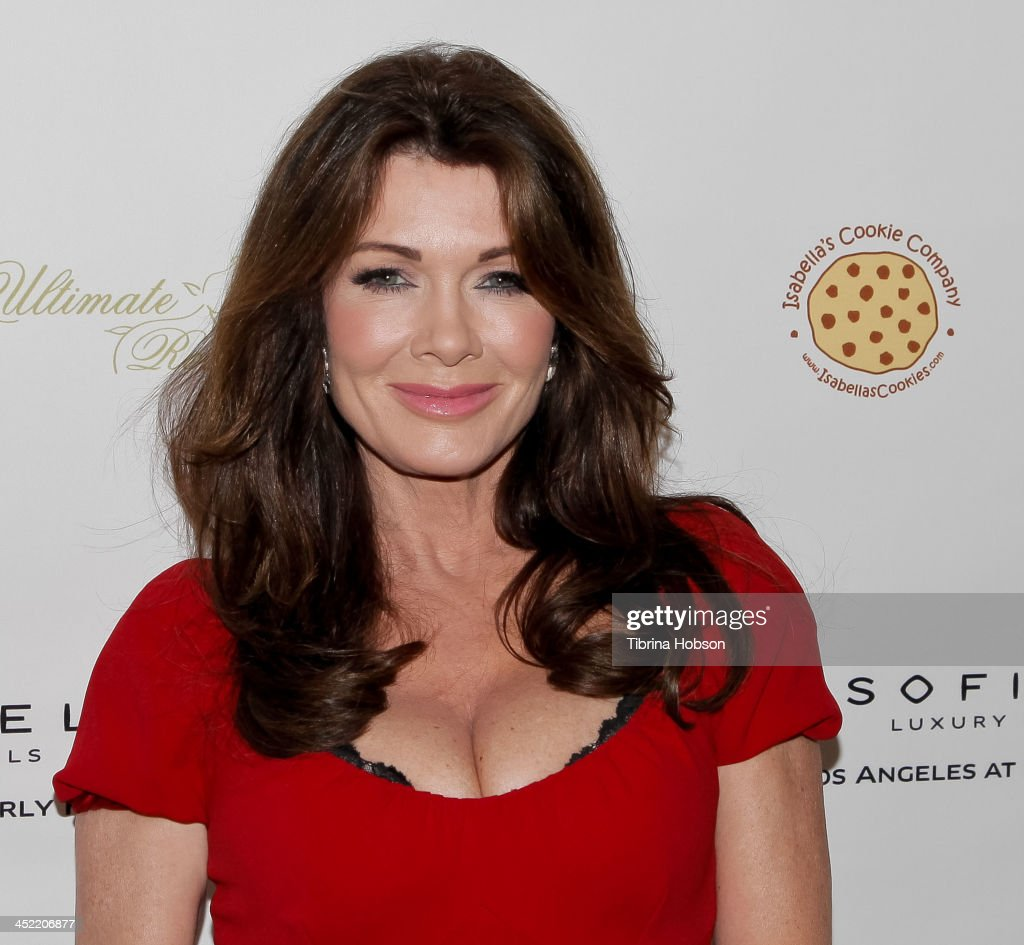 <a gi-track='captionPersonalityLinkClicked' href=/galleries/search?phrase=Lisa+Vanderpump&family=editorial&specificpeople=6834933 ng-click='$event.stopPropagation()'>Lisa Vanderpump</a> attends the 'Dancing With The Stars' wrap party at Sofitel Hotel on November 26, 2013 in Los Angeles, California.