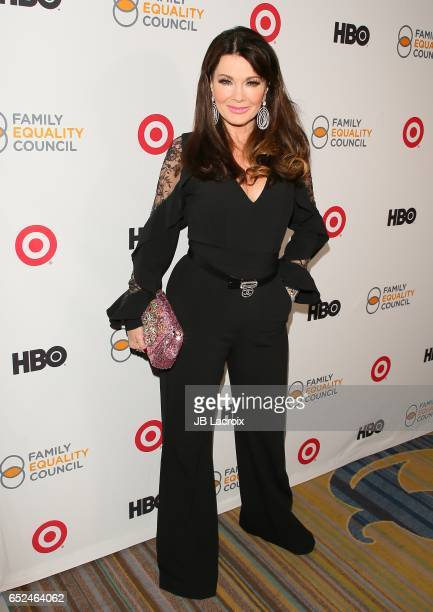 Lisa Vanderpump attends the Family Equality Council's Annual Impact Awards on March 11 2017 in Beverly Hills California