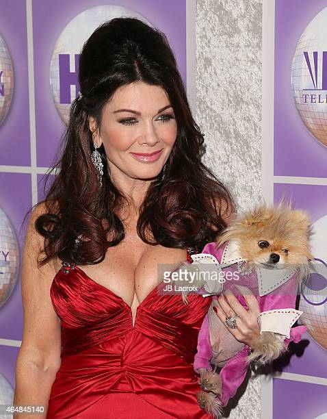 Lisa Vanderpump attends the Family Equality Council's Los Angeles Awards Dinner held at the Beverly Hilton Hotel on February 28 2015 in Beverly Hills...