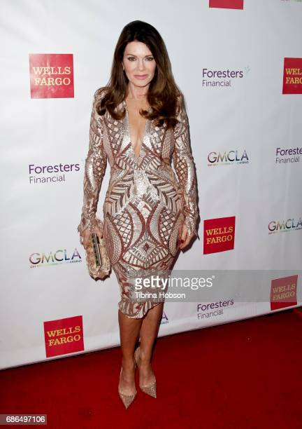 Lisa Vanderpump attends the Gay Men's Chorus of Los Angeles 6th annual Voice Awards at JW Marriott Los Angeles at LA LIVE on May 20 2017 in Los...