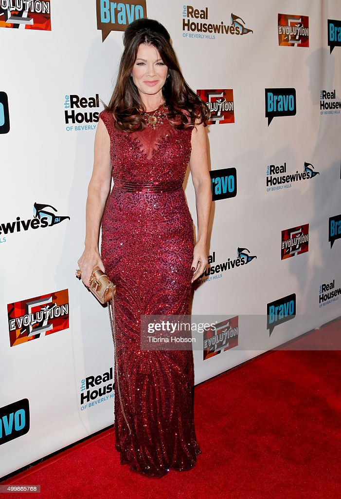 Lisa Vanderpump attends the premiere party for Bravo's 'The Real Housewives Of Beverly Hills' season 6 at W Hollywood on December 3 2015 in Hollywood...