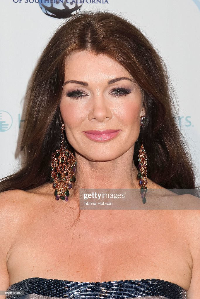 LIsa Vanderpump attends the 'Shall We Dance' annual gala for the coalition for at-risk youth at The Beverly Hilton Hotel on May 11, 2013 in Beverly Hills, California.
