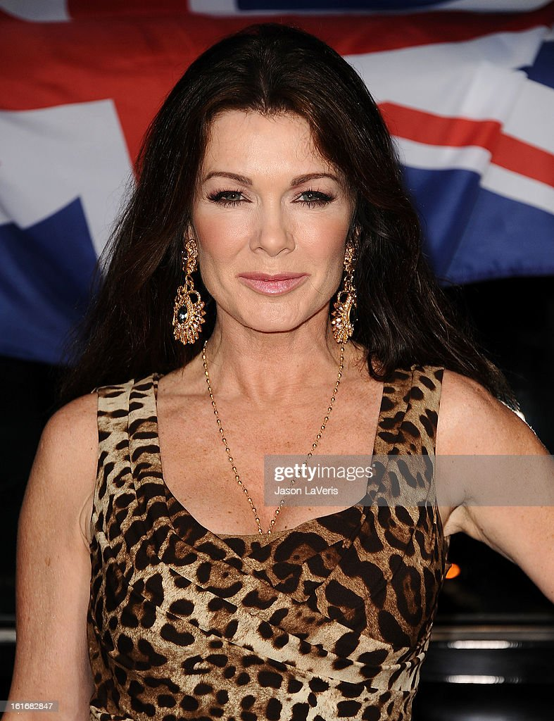 Lisa Vanderpump attends the Topshop Topman LA flagship store opening party at Cecconi's Restaurant on February 13, 2013 in Los Angeles, California.