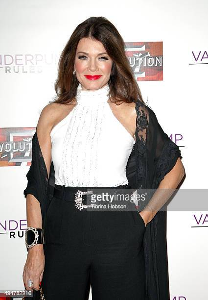 Lisa Vanderpump attends the 'Vanderpump Rules' premiere party at The Church Key on October 28 2015 in West Hollywood California