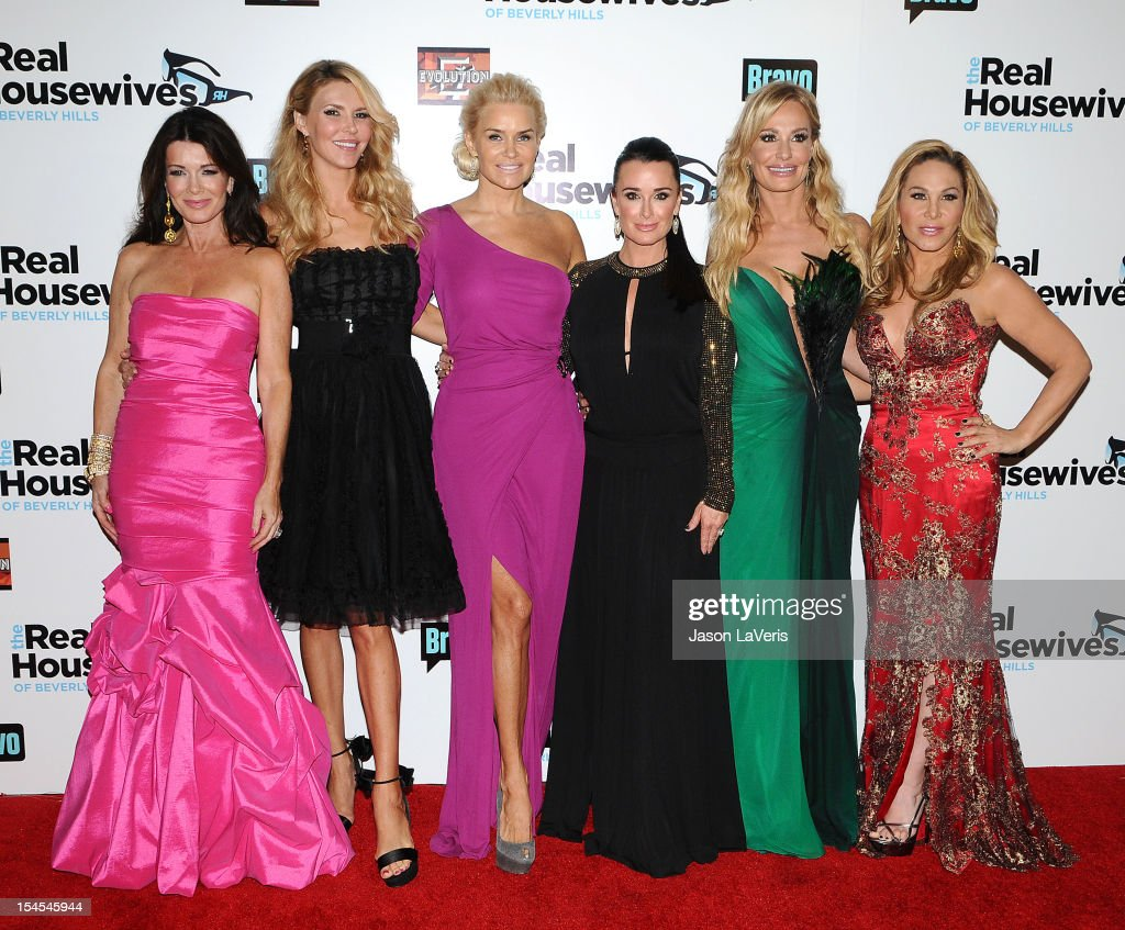 """""""Real Housewives Of Beverly Hills"""" Season 3 Premiere Party"""