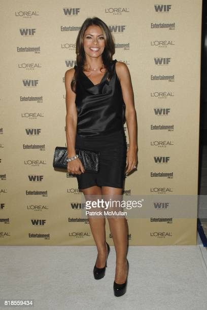 Lisa Vidal attend The 2010 Entertainment Weekly and Women In Film PreEmmy Party Sponsored by L'Oreal Paris at The Sunset Marquis Hotel on August 27th...