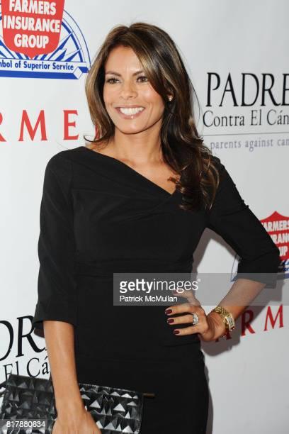Lisa Vidal attends Padres Contra El Cancer 25th Anniversary Gala at Hollywood Palladium on September 23 2010 in Hollywood California