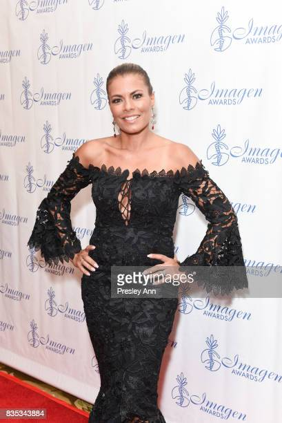 Lisa Vidal attends the 32nd Annual Imagen Awards at the Beverly Wilshire Four Seasons Hotel on August 18 2017 in Beverly Hills California