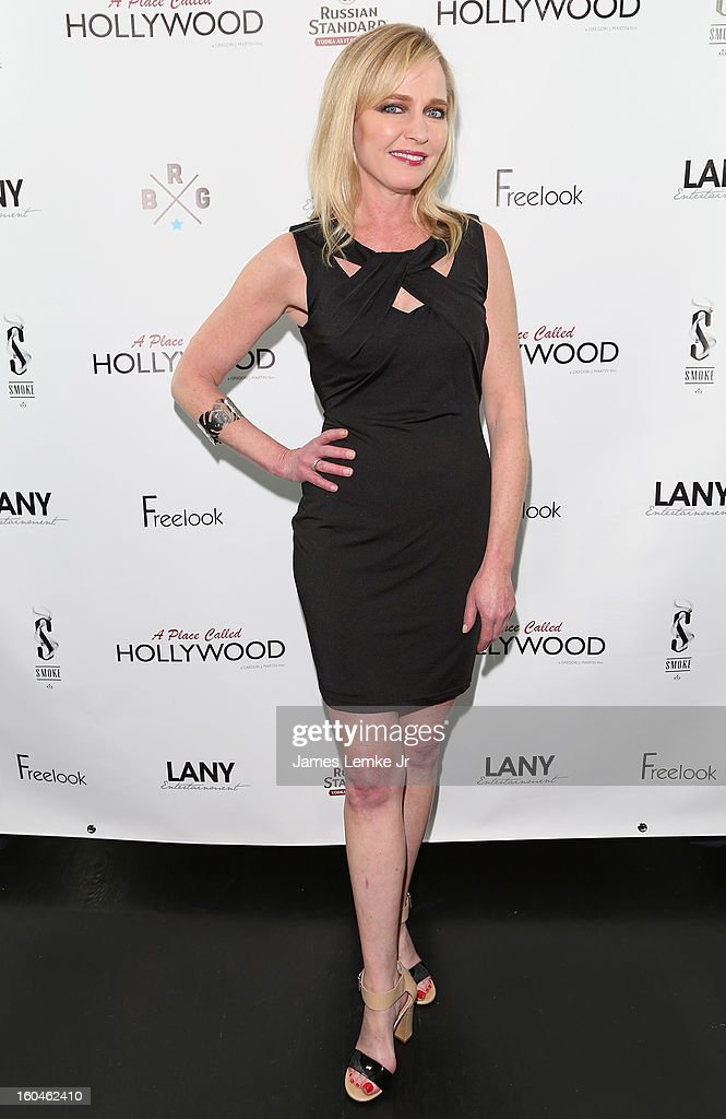 Lisa Wilcox attends the 'A Place Called Hollywood' Official Wrap Party held at the Smoke Steakhouse on January 31, 2013 in West Hollywood, California.
