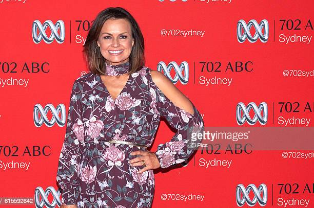 Lisa Wilkinson attends the 2016 Andrew Olle Media Lecture on October 14 2016 in Sydney Australia