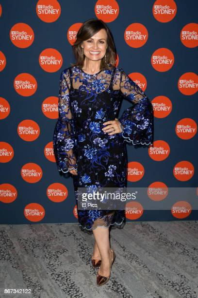 Lisa Wilkinson attends the Andrew Olle lecture 2017 at ICC darling Harbour on October 27 2017 in Sydney Australia