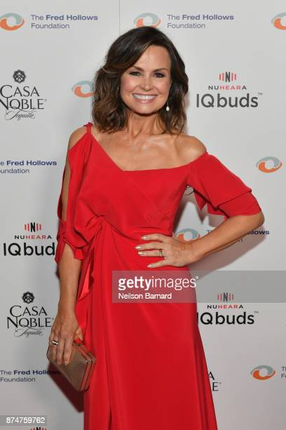 Lisa Wilkinson attends the Inaugural Los Angeles Gala Dinner in support of The Fred Hollows Foundation presented by Joel Edgerton at DREAM Hollywood...