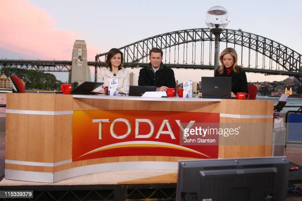 Lisa Wilkinson Karl Stefanovic and Allison Langdon