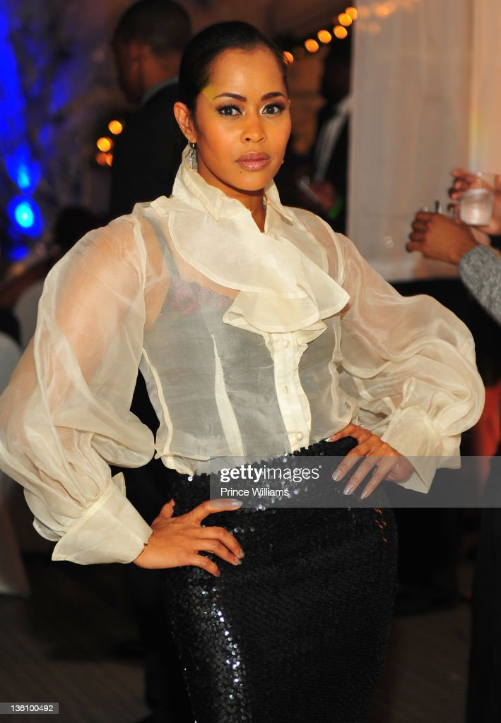 Lisa Wu Hartwell attends the 4th Annual 'This Christmas' gala on December 22 2011 in Atlanta Georgia