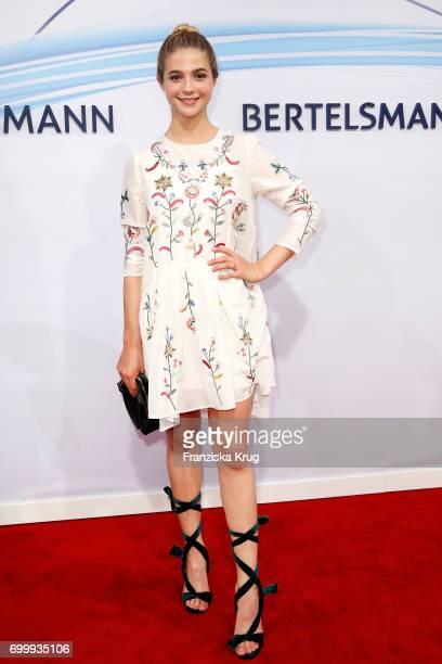 LisaMarie Koroll attends the 'Bertelsmann Summer Party' at Bertelsmann Repraesentanz on June 22 2017 in Berlin Germany