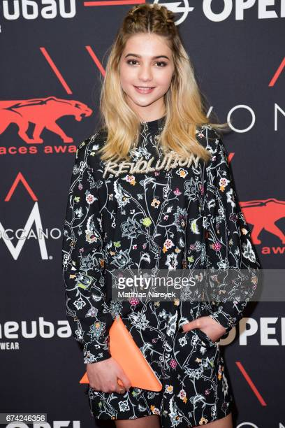 LisaMarie Koroll attends the New Faces Award Film at Haus Ungarn on April 27 2017 in Berlin Germany