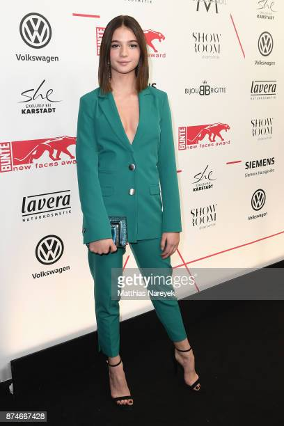 LisaMarie Koroll attends the New Faces Award Style 2017 at The Grand on November 15 2017 in Berlin Germany