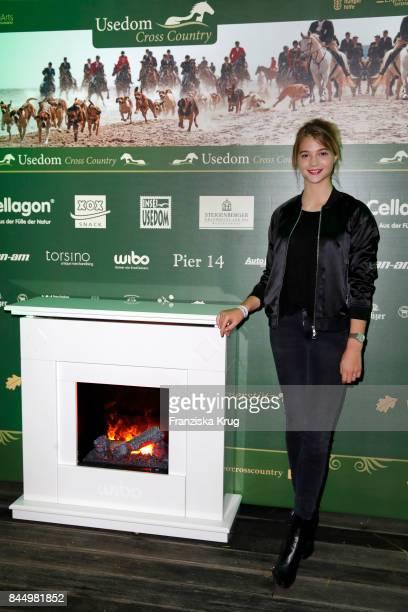 LisaMarie Koroll attends the Till Demtroeders CharityEvent 'Usedom Cross Country' on September 9 2017 at Steigenberger Hotel near Heringsdorf at...