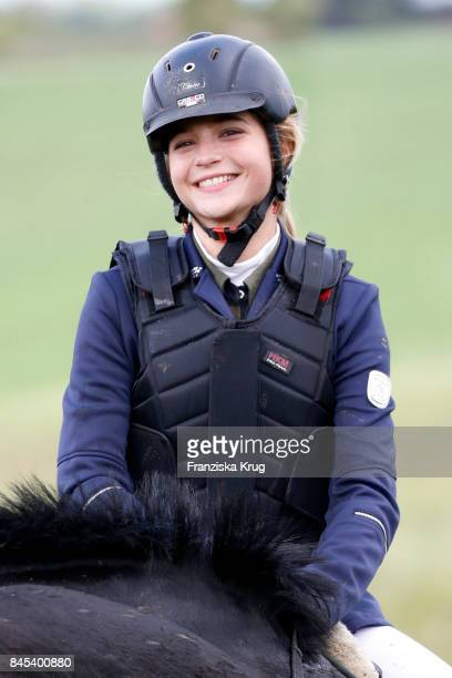 LisaMarie Koroll attends the Till Demtroeders CharityEvent 'Usedom Cross Country' on September 9 2017 near Heringsdorf at Usedom Germany