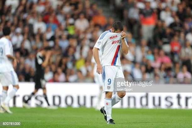 Lisandro LOPEZ Lyon / Valenciennes 5eme journee de Ligue 1