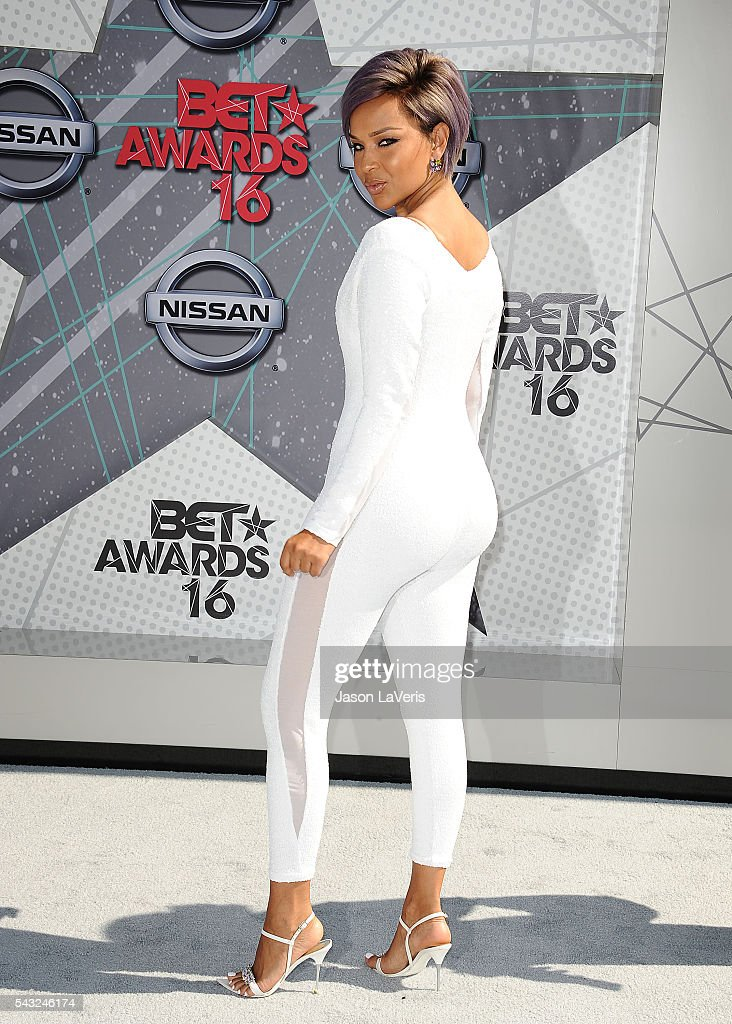 <a gi-track='captionPersonalityLinkClicked' href=/galleries/search?phrase=LisaRaye+McCoy&family=editorial&specificpeople=198881 ng-click='$event.stopPropagation()'>LisaRaye McCoy</a> Misick attends the 2016 BET Awards at Microsoft Theater on June 26, 2016 in Los Angeles, California.