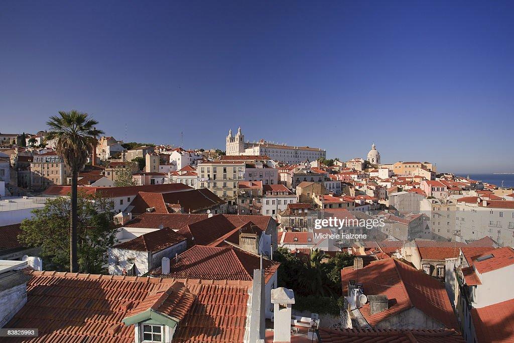 Lisbon, Cityscape and Alfama District