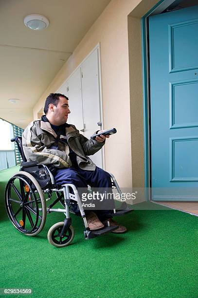 Lisieux About 10 automated apartments for disabled people have been built in Lisieux by the insurance company 'Mutualite Francaise' of the Calvados...