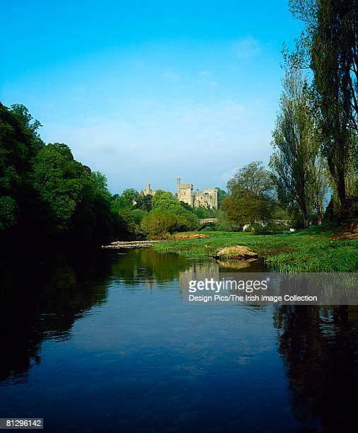 Lismore Castle & River Suir, Lismore, Co Waterford, Ireland