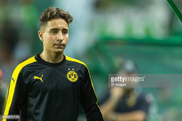 Lissabon Portugal UEFA Champions League 2016/17 Season Group F Matchday 3 Sporting Lisbon BV Borussia Dortmund Emre Mor