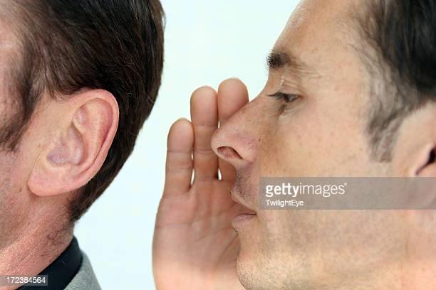 Listen to a secret