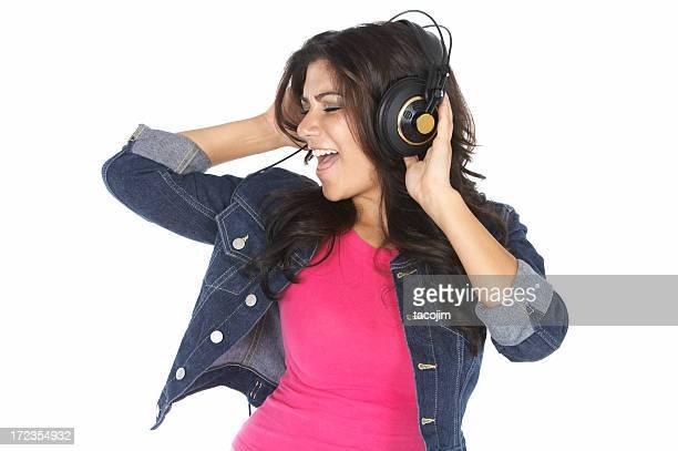 Escuche la música
