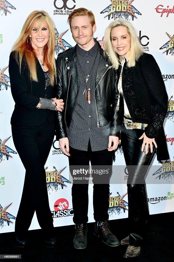 2014 Revolver Golden Gods Awards - Arrivals