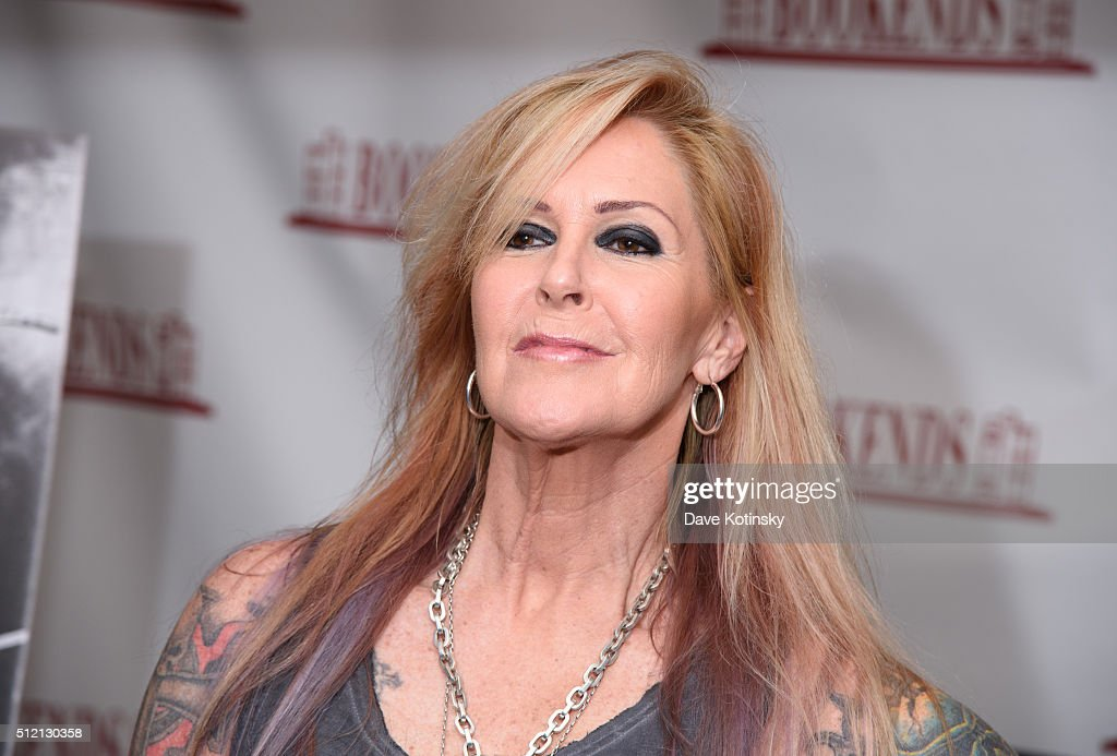 Lita Ford signs copies of 'Like A Runaway: A Memoir' at Bookends ...