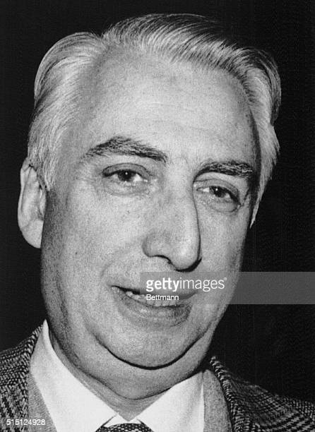 Literary Critic Roland Barthes