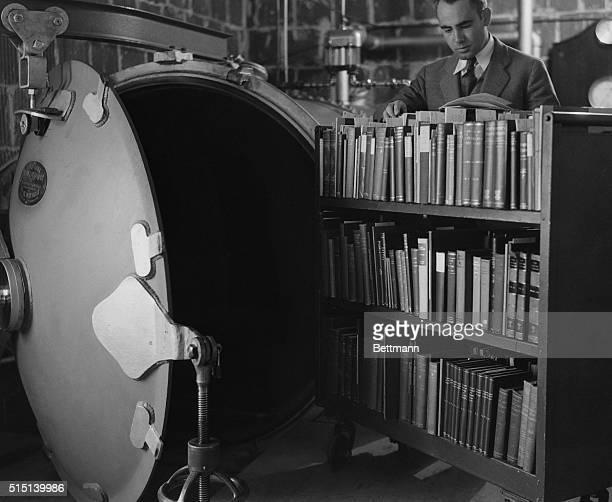 Literary Treasures Saved by Bookworm Exterminator