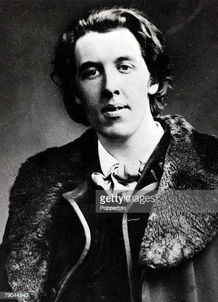 Literature Oscar Wilde Irish writer and poet