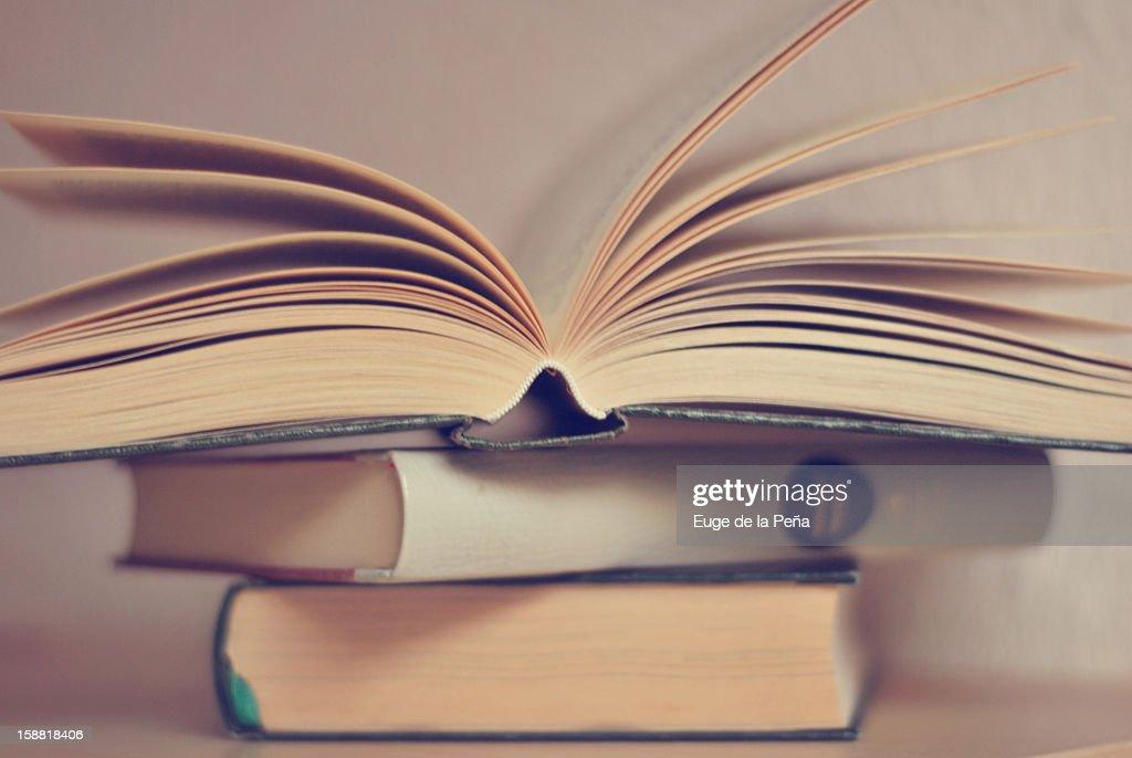 Literature : Stock Photo
