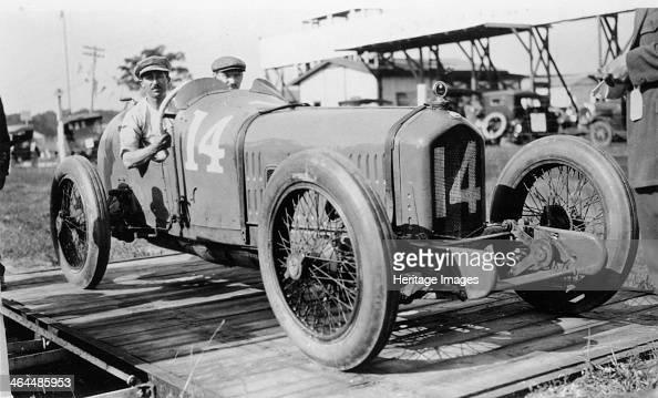 Car X Indianapolis: 3 Litre Ballot Car, Indianapolis, Indiana, USA, 1922