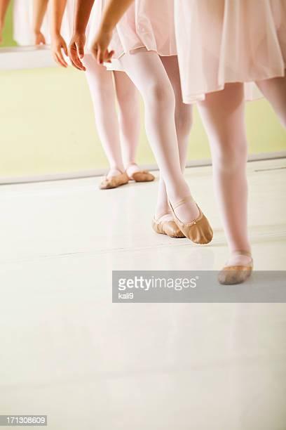 Little ballerina feet