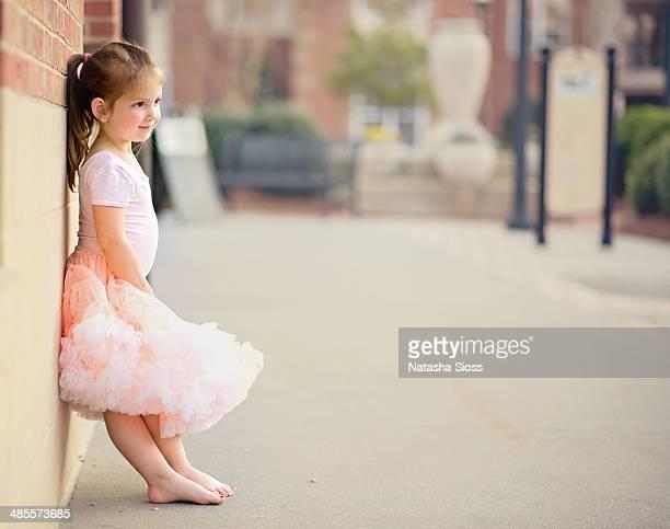 A little ballerina