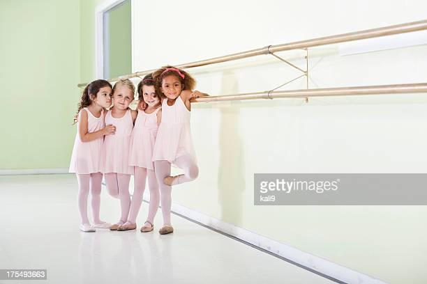 Little ballerines