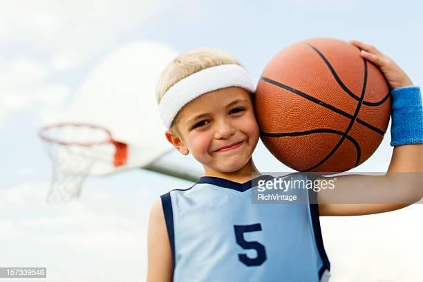 Little Basketballer