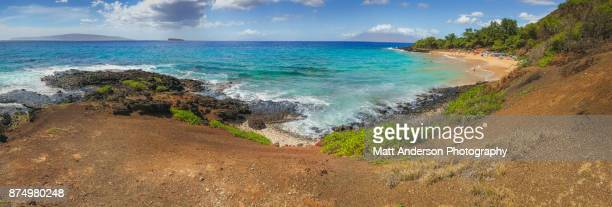 Little Beach Maui Hawaii #1 Panoramic
