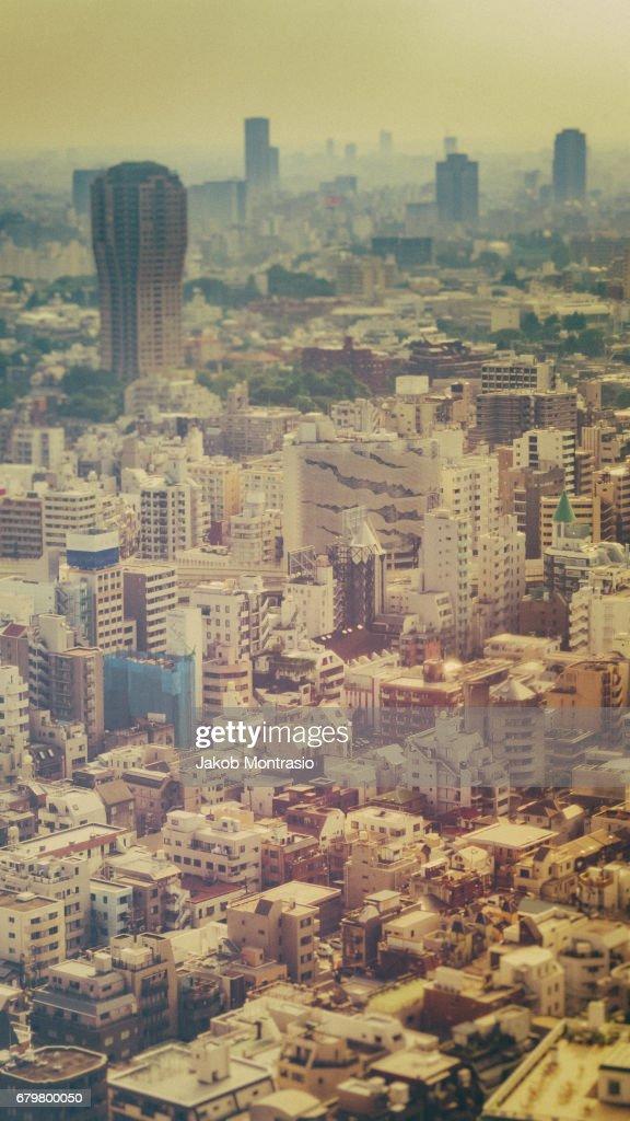 Little Big Tokyo : Stock Photo