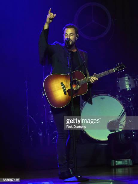 Little Big Town At The Mother Church Jimi Westbrook performs at the Ryman Auditorium on May 19 2017 in Nashville Tennessee Little Big Town is...