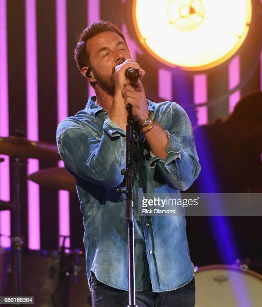 Little Big Town At The Mother Church Jimi Westbrook performs at the Ryman Auditorium on May 20 2017 in Nashville Tennessee Little Big Town is...