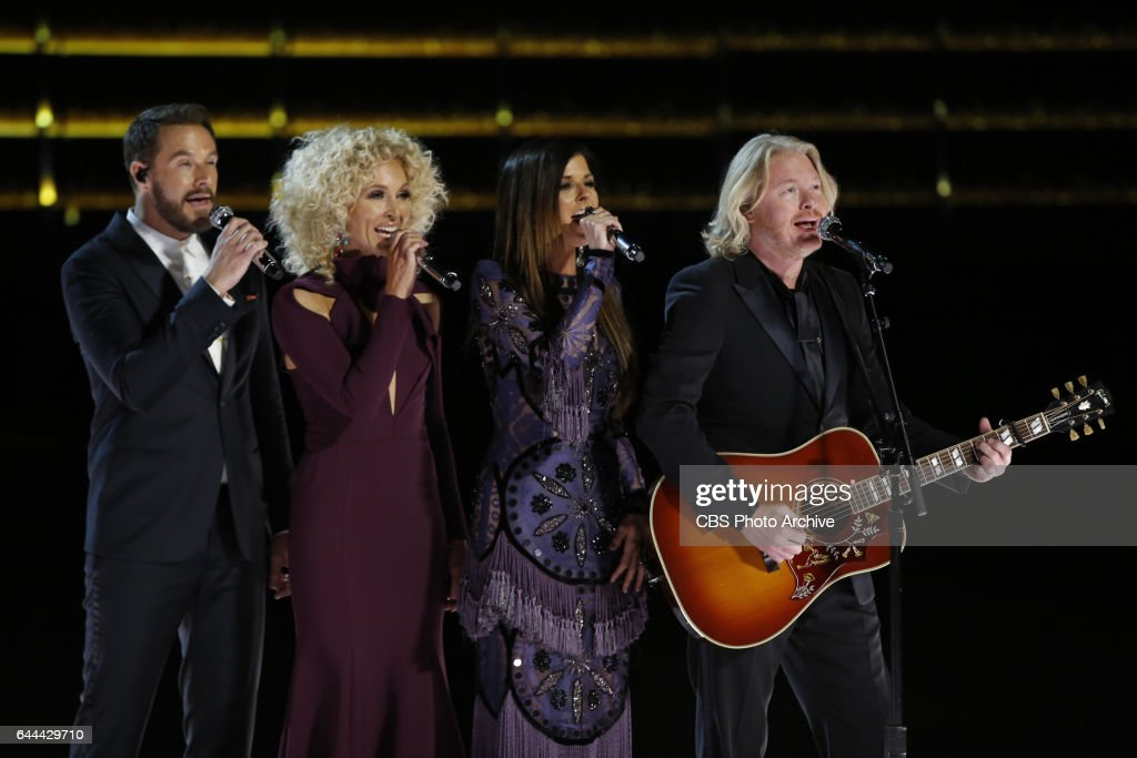 CBS's Coverage of The 59th Annual Grammy Awards