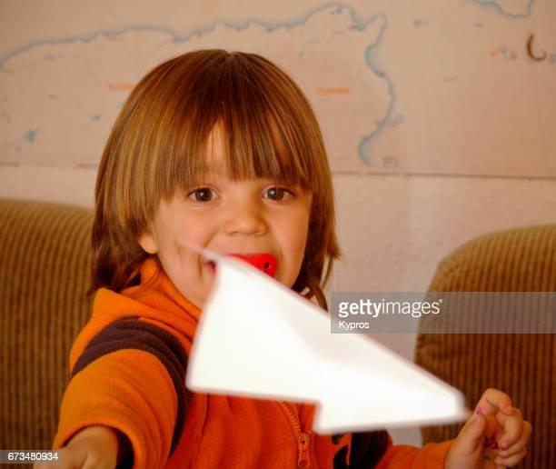 Little Boy Age 3 Years