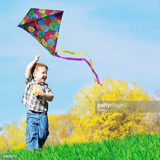 Amuser avec Cerf-volant
